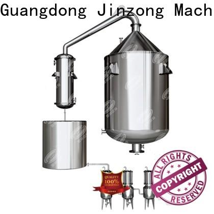 customized extraction and concentration tanks pilot plant jrf online for reflux