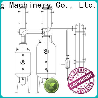 Jinzong Machinery wholesale Synthesis reactor manufacturers for food industries