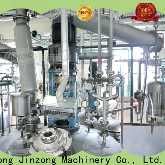 Jinzong Machinery high-quality disperser manufacturers for reaction