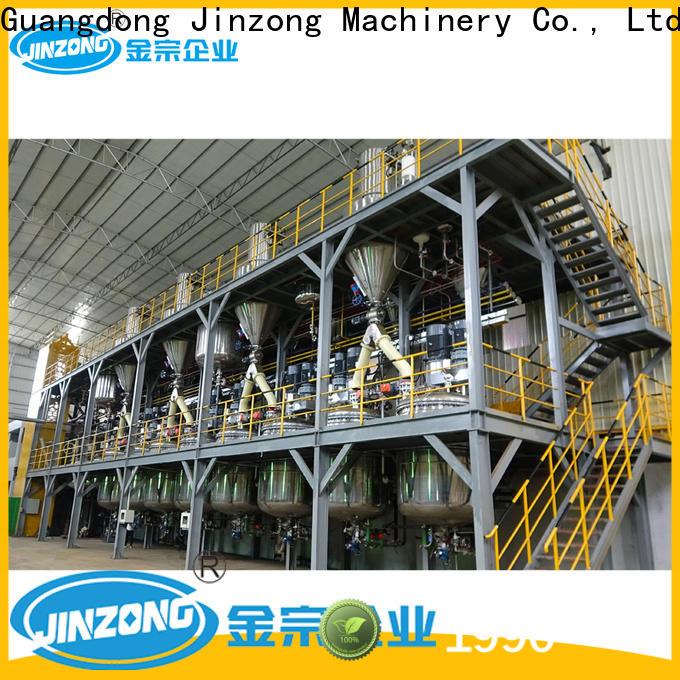 Jinzong Machinery wholesale emulsion paint dispersing machine manufacturers for factory