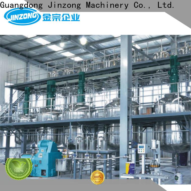 Jinzong Machinery series powder mixing equipment factory for plant