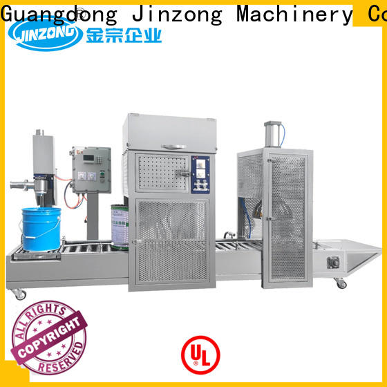 Jinzong Machinery professional disperser company for chemical industry