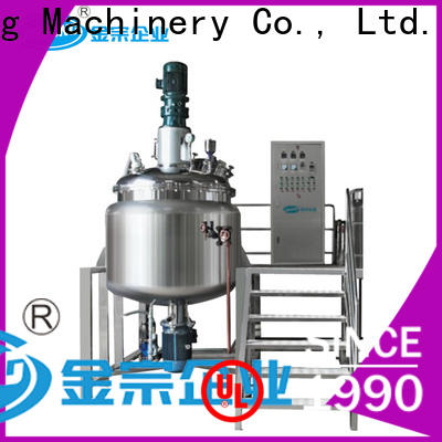 Jinzong Machinery facial Alkyd resin cooking tank factory for petrochemical industry