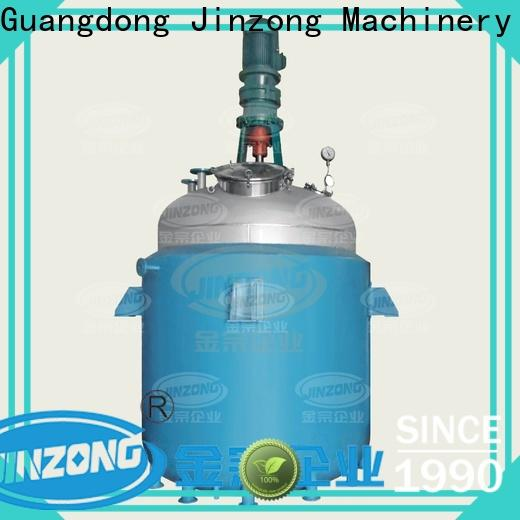 Jinzong Machinery steel acrylic resin pilot reactor company for The construction industry