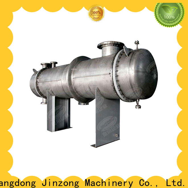 Jinzong Machinery professional stainless steel reactor factory for reaction