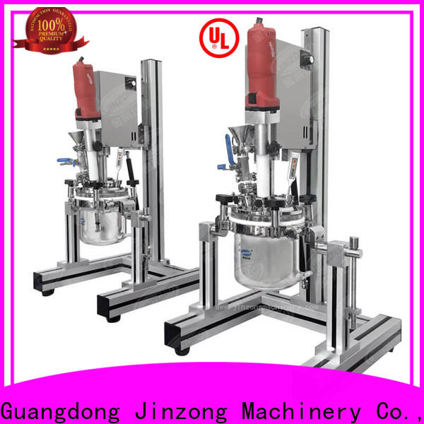 Jinzong Machinery utility ointment vacuum mixer manufacturers for food industry