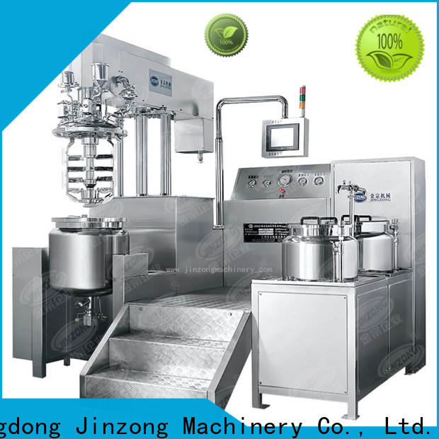 Jinzong Machinery high-quality pharmaceutical equipment online for food industries