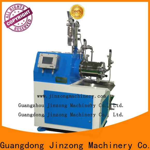 Jinzong Machinery three wood painting dissolver tank factory for plant