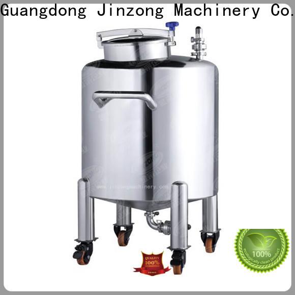 Jinzong Machinery cosmetics conditioner cream mixer online for food industry