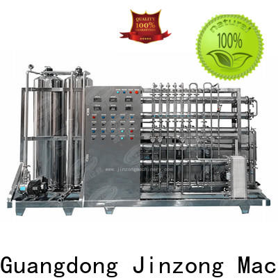 Jinzong Machinery custom pvc mixing tank online for food industry