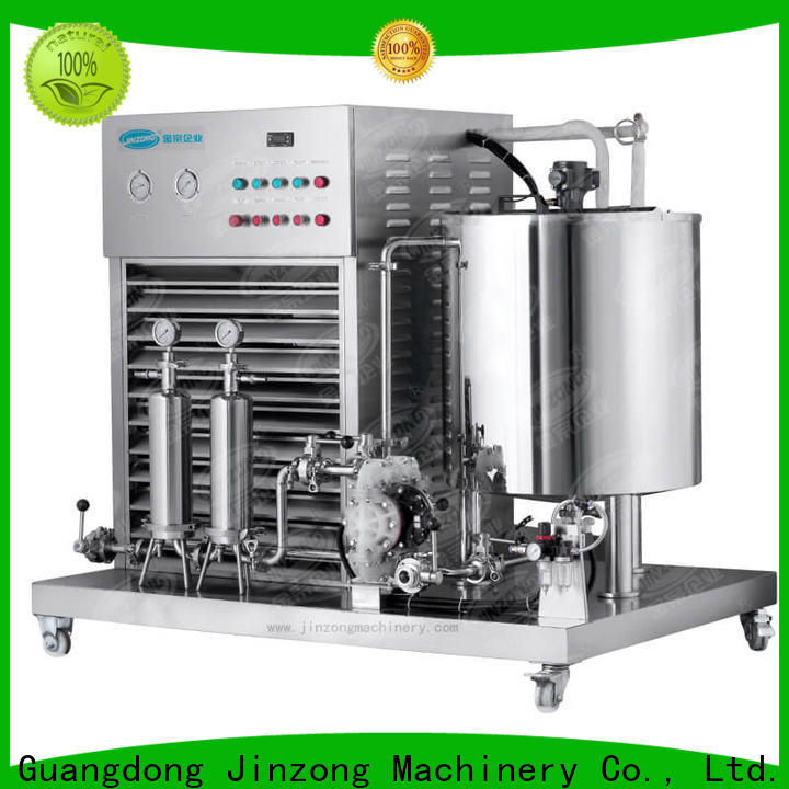 Jinzong Machinery toothpaste conditioner cream mixer for business for nanometer materials