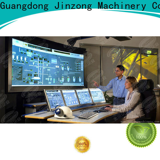 Jinzong Machinery latest automated production systems factory for industary