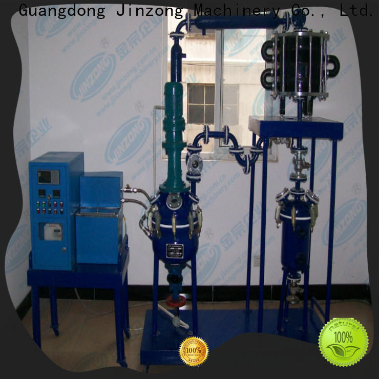 durable chemical reactor manufacturers steel company for The construction industry