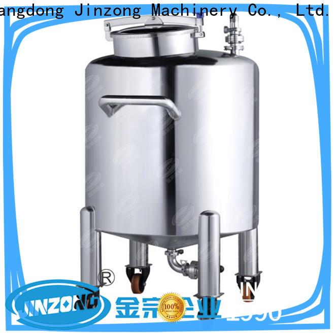 Jinzong Machinery best fermentation machine supply for reaction