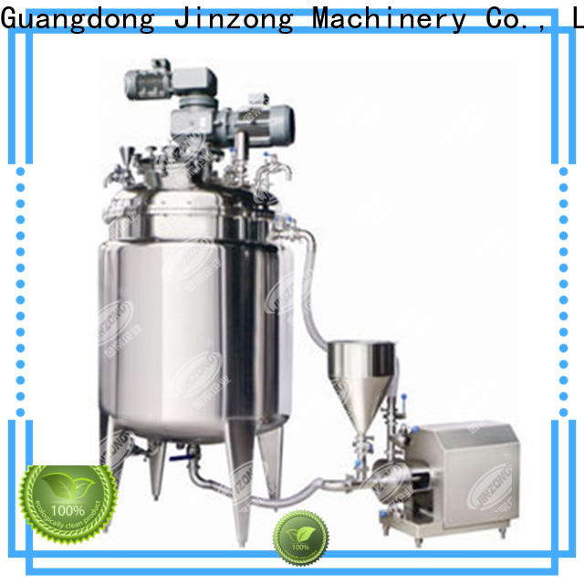 Jinzong Machinery New quenching reaction tank series for reflux