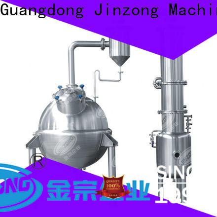 Jinzong Machinery customized vacuum homogenizer mixer factory for pharmaceutical