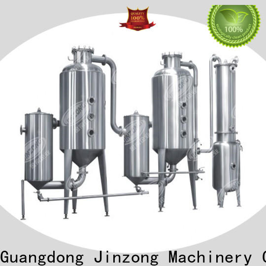 Jinzong Machinery latest quenching reaction tank factory for reflux