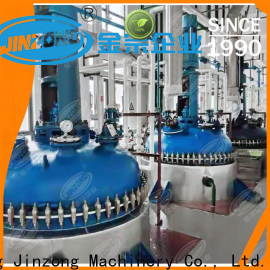 wholesale gl reactor jrf suppliers for reaction