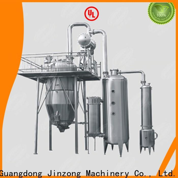 Jinzong Machinery best equipment used in pharmaceutical industry series for reflux