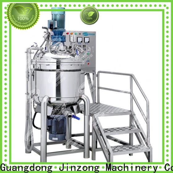 Jinzong Machinery New oral liquid manufacturing plant for business for pharmaceutical