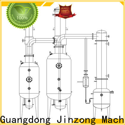 Jinzong Machinery top syrup manufacturing tank online for food industries
