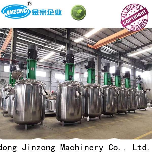 Jinzong Machinery basket fireproof coating production equipment manufacturers