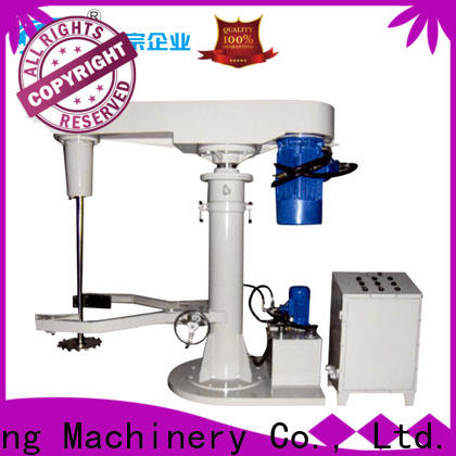 Jinzong Machinery intelligent polyurethane paint production line high-efficiency for factory