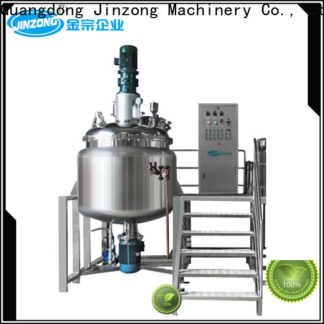 Jinzong Machinery high-quality reactor manufacturers for The construction industry