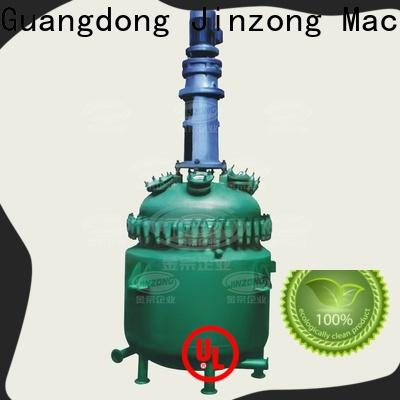 Jinzong Machinery carbon polyester polyol reactor factory for reaction