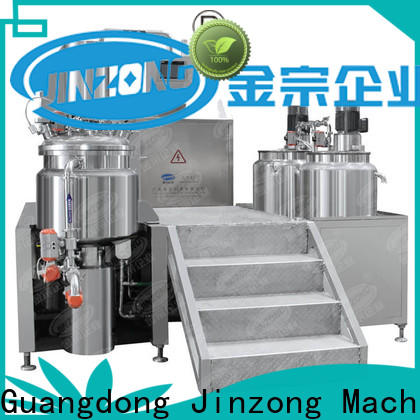 latest facial cream production equipment multifunctional supply for petrochemical industry
