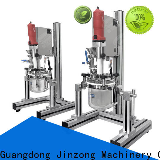 Jinzong Machinery wholesale cleansing milk making machine company for paint and ink