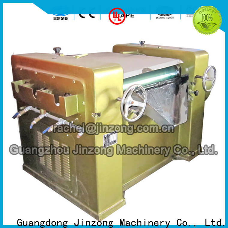Jinzong Machinery anti-corrosion water-based paint production line factory for workshop
