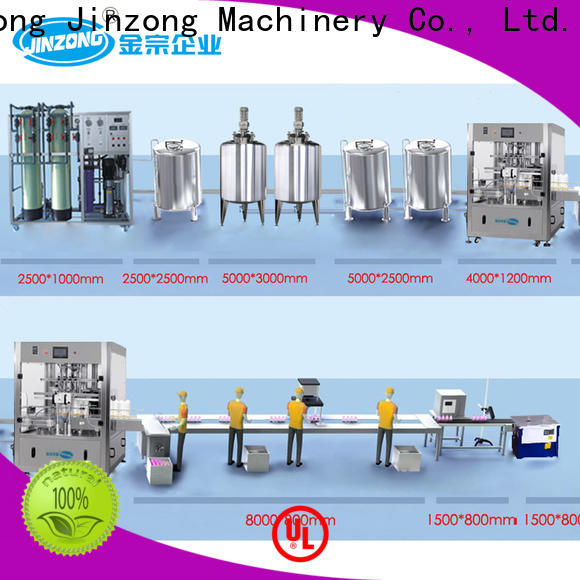 Jinzong Machinery top liquid soap blender suppliers for paint and ink