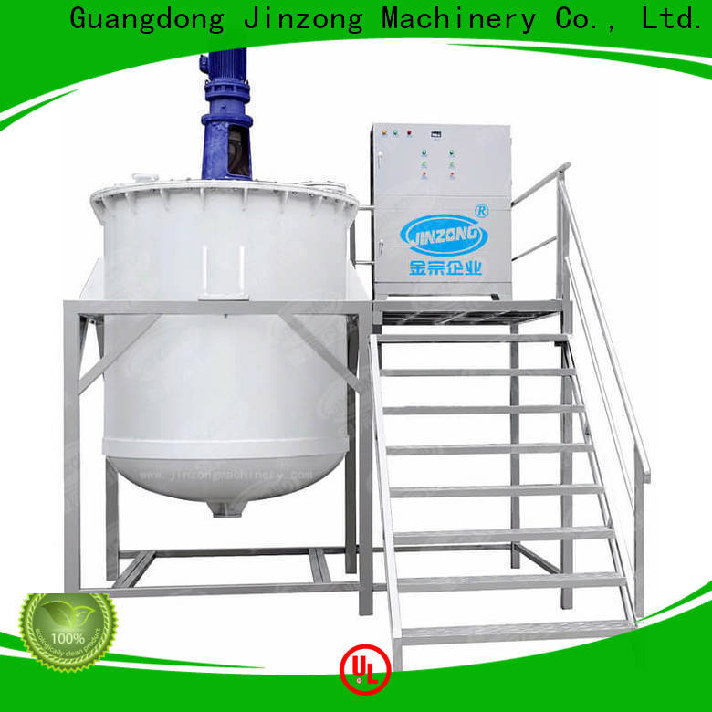 Jinzong Machinery high-quality Laboratory reactor supply for petrochemical industry
