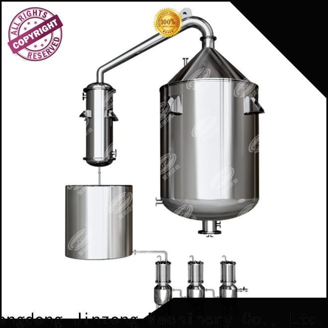 Jinzong Machinery jrf falling film evaporator, manufacturers for pharmaceutical
