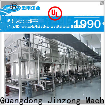 Jinzong Machinery precise lipstick filling machine wholesale for petrochemical industry
