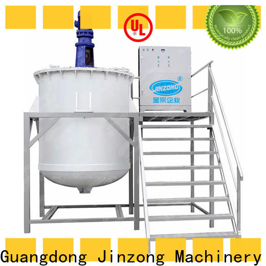 utility stainless mixing tank engineering factory for food industry