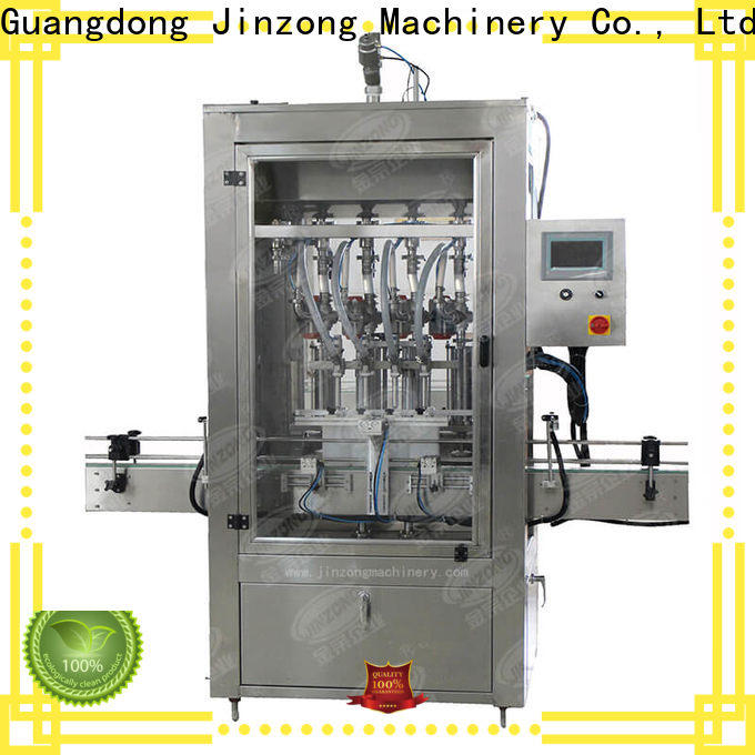 Jinzong Machinery wholesale vertical condenser company for petrochemical industry