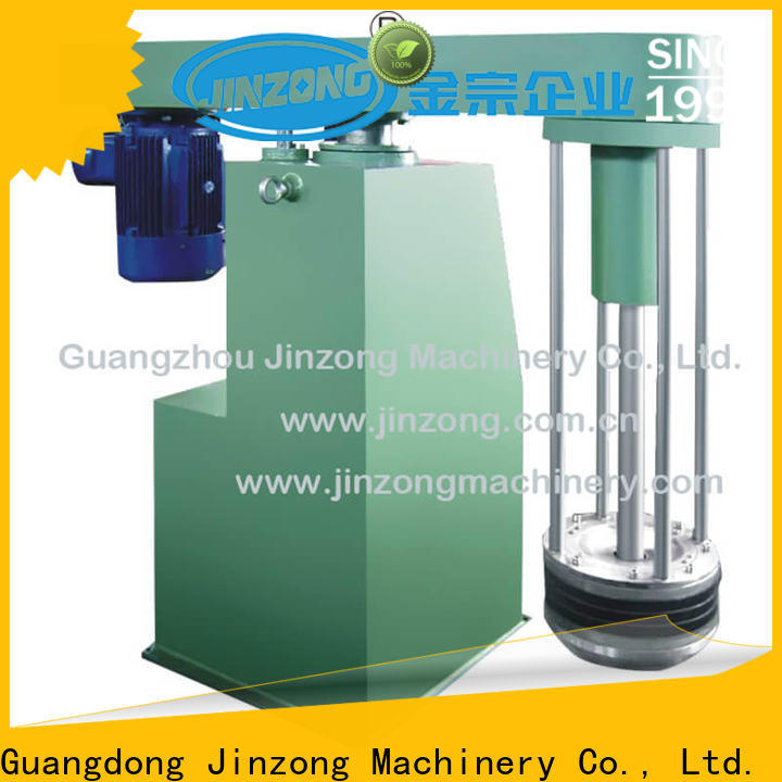 Jinzong Machinery mixer acrylic latex paint production line suppliers