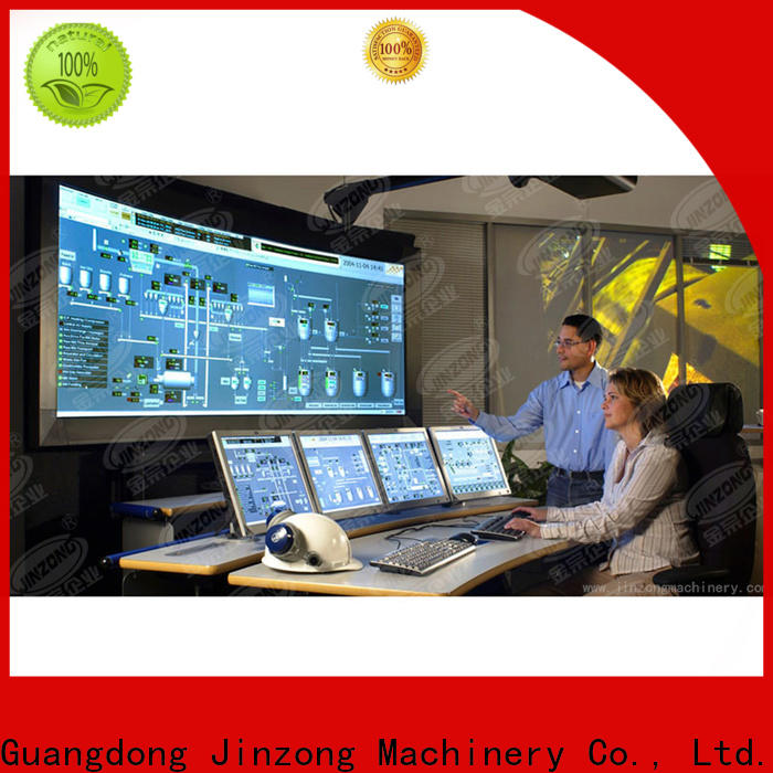 Jinzong Machinery top production system manufacturers for industary