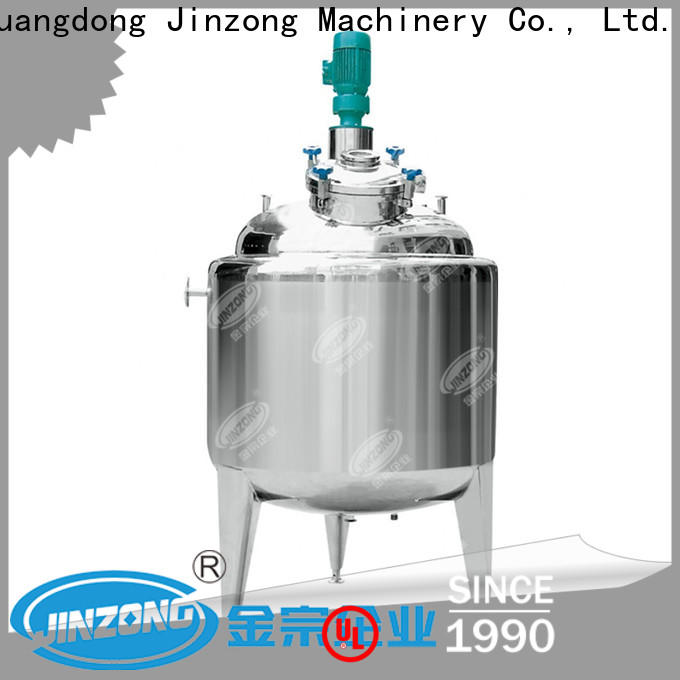 Jinzong Machinery multi function evatoration concentrator factory for food industries