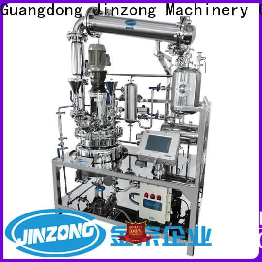 Jinzong Machinery best sale evatoration concentrator manufacturers for reaction