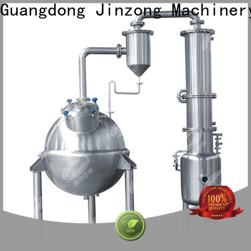 Jinzong Machinery jrf glass lined reactor online for reflux