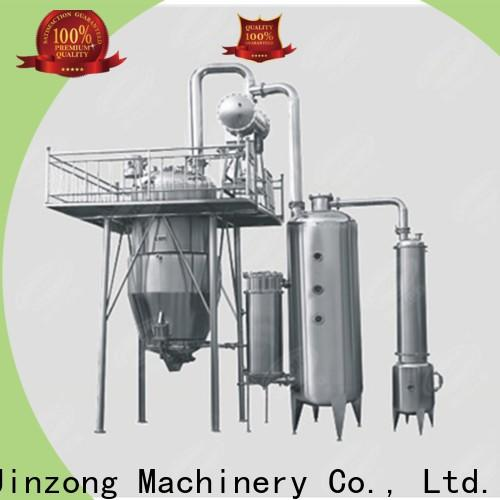 Jinzong Machinery jrf pharmaceutical large infusion preparation machine system series for reaction
