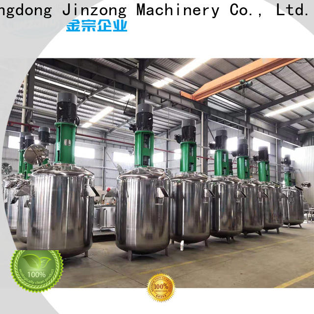 Jinzong Machinery safe paint coating production equipment on sale for plant