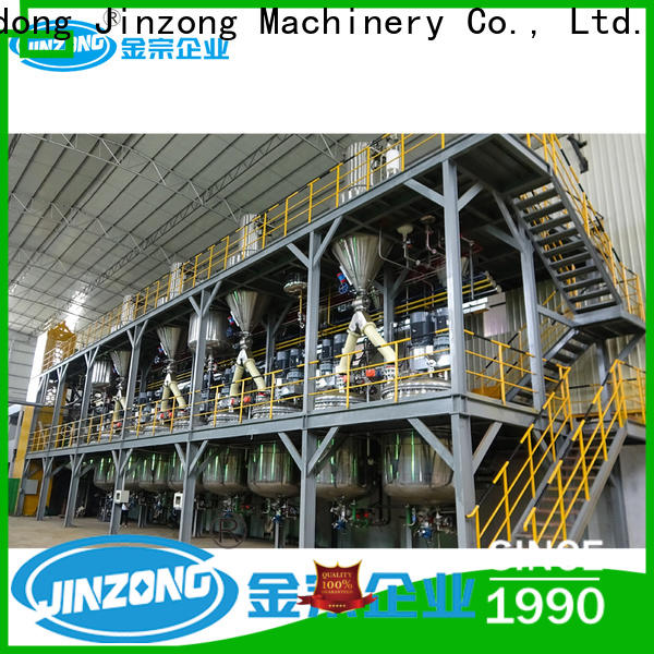 Jinzong Machinery mamp paint coating production equipment for business for workshop