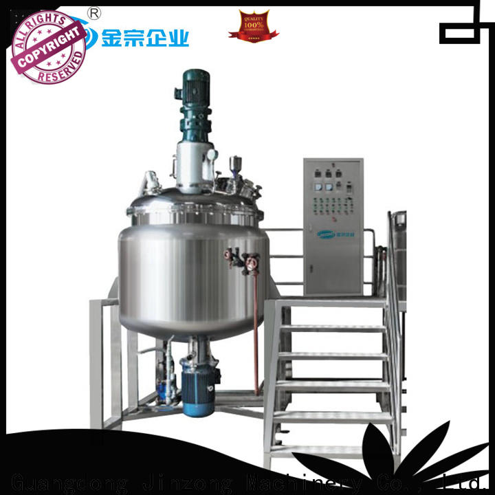 Jinzong Machinery practical form fill seal machinery suppliers for paint and ink