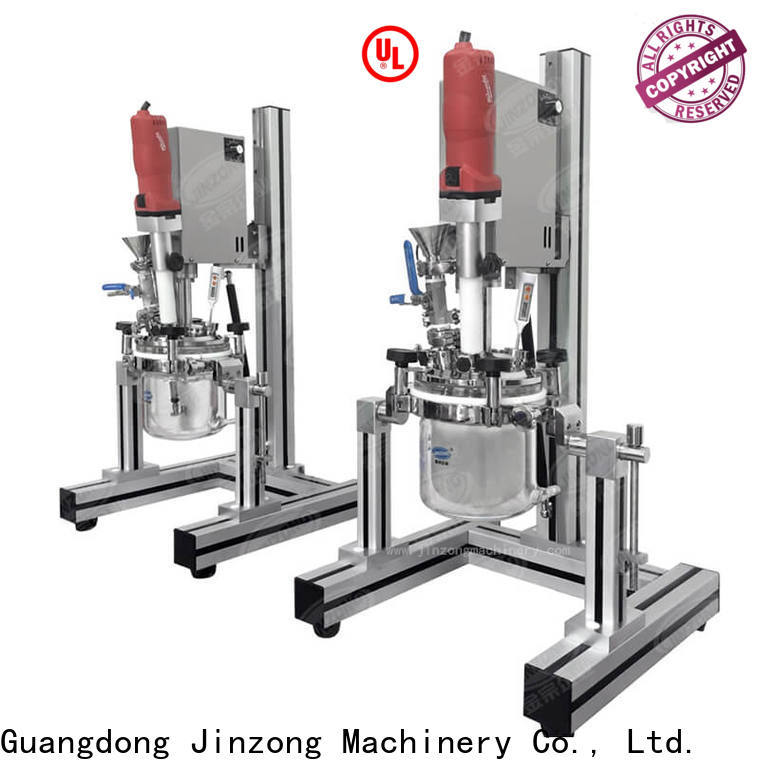 Jinzong Machinery high-quality double wall containment tank suppliers for food industry