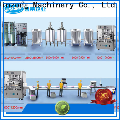 Jinzong Machinery treatment lee tank manufacturers for petrochemical industry