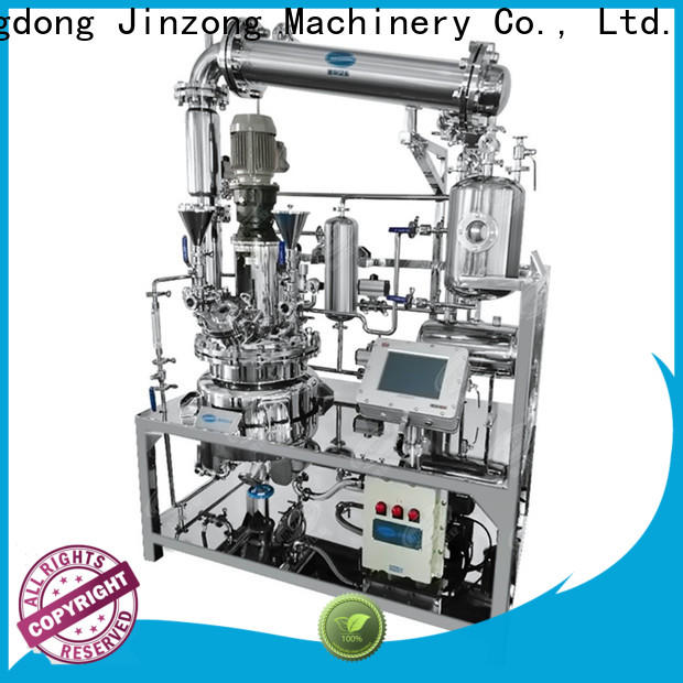 Jinzong Machinery vacuum wrap around labeling machine company for food industries